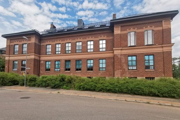 Halmstad   Örjansskolan