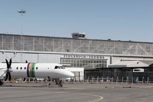 Stockholm | Bromma Flygplats