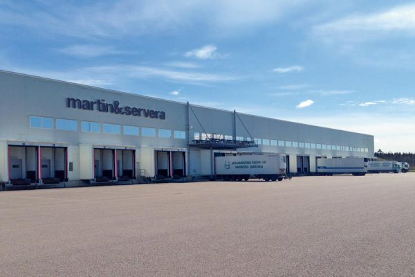 Halmstad | Martin & Servera