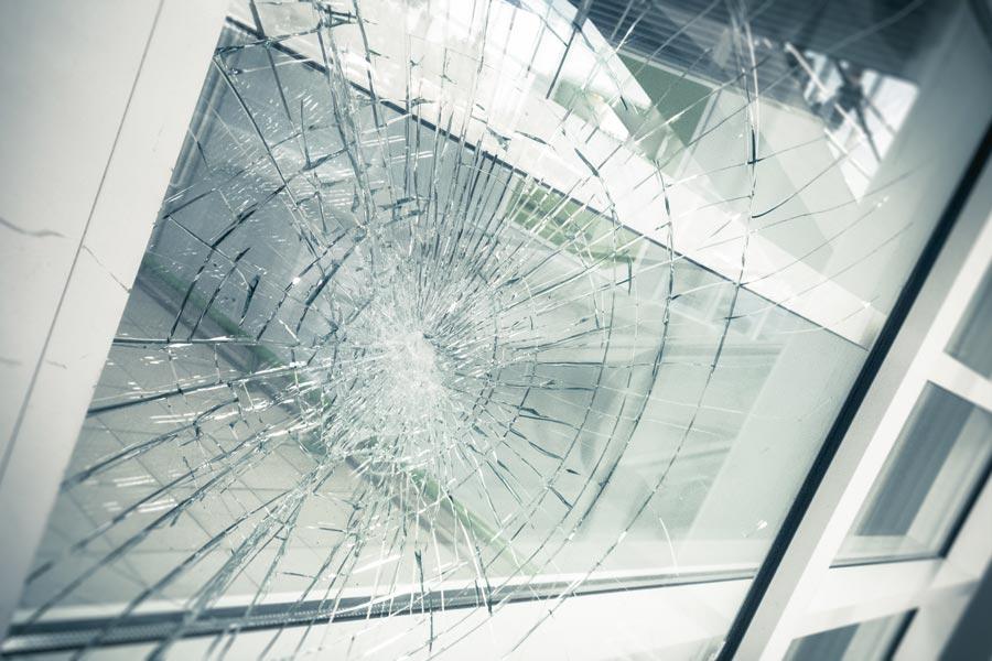 säkerhetsfilm fönster