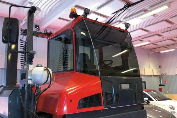 Falkenberg | Truck